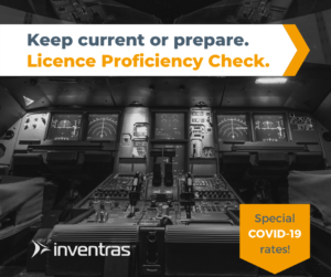 EASA Licence Proficiency Check.